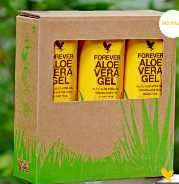 Pulpe aloe vera gel Tetrapack Aloe Vera Passion