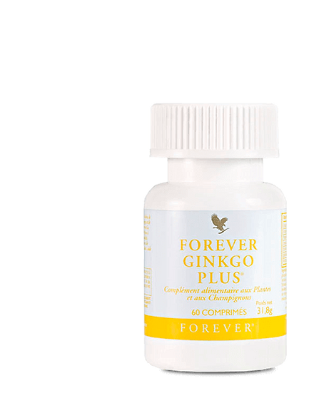 FOREVER GINKGO PLUS   REF. 73