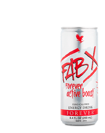 FAB FOREVER ACTIVE BOOST Aloe Vera Passion