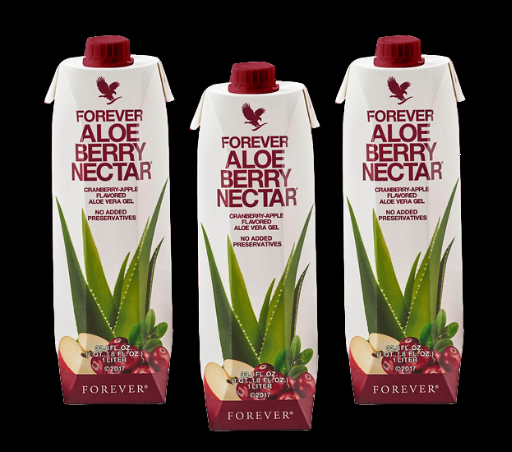 Pulpe Aloe Berry Nectar Forever