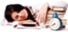 Femme fatiguée
