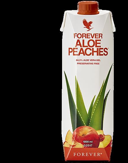 Forever Aloe Pêche Tetrapack