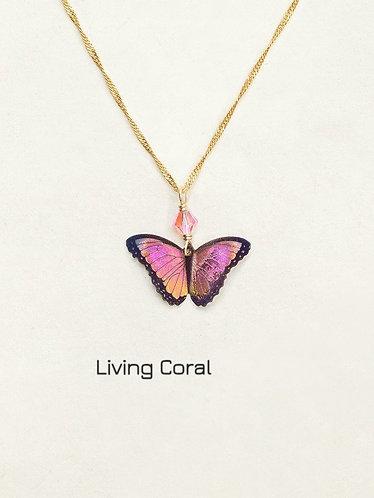 Bindi Butterfly Necklace