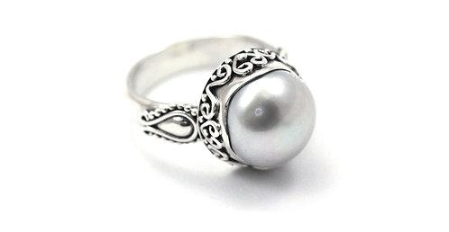 SANUR Pearl Ring