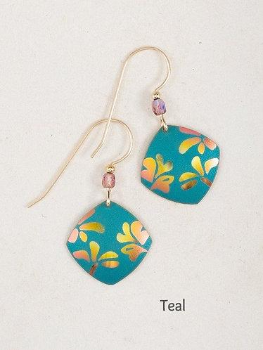 Monet's Garden Earrings