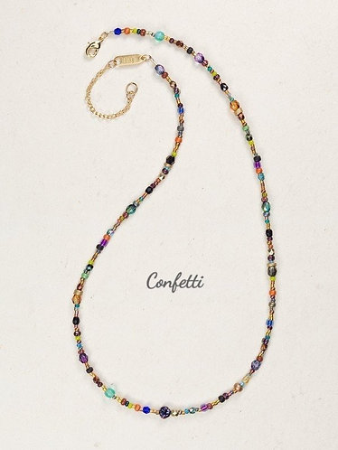 Sonoma Glass Bead Necklace