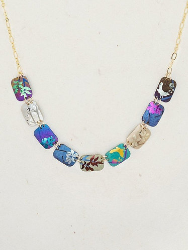 Multi-colored Garden Delight Necklace