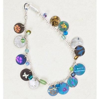 Blue/Silver Enchantress Bracelet