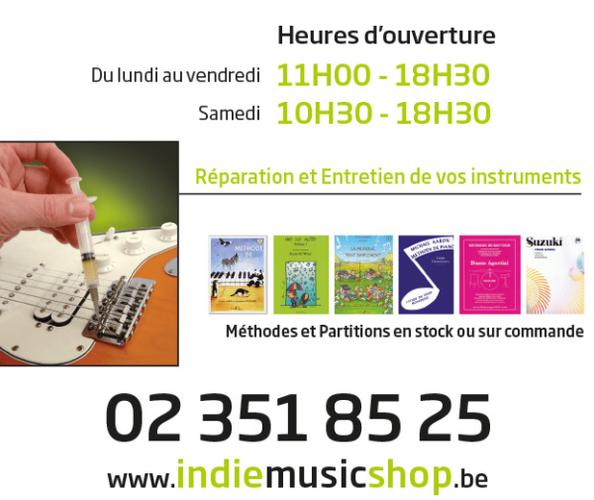 IndieMusicShop