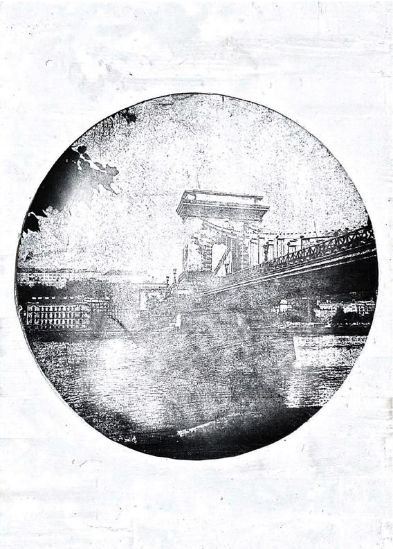 Széchenyi Chain Bridge I