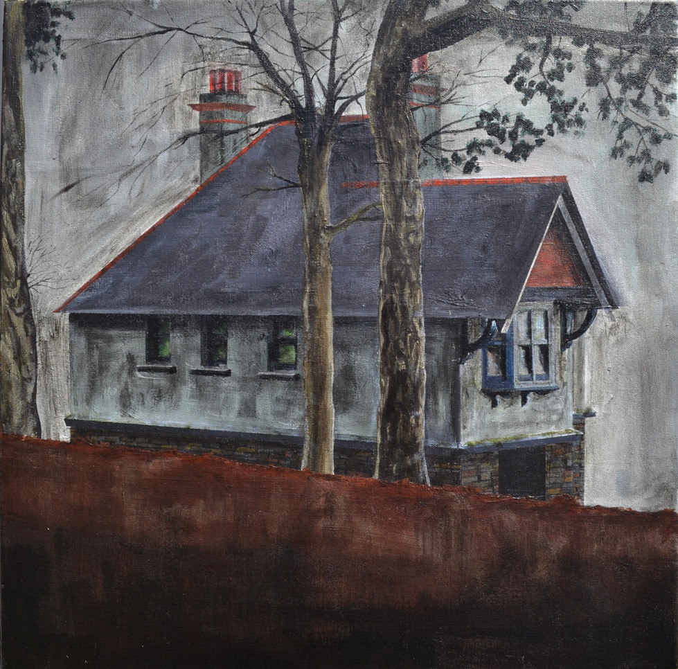 Untitled (The Grey House)