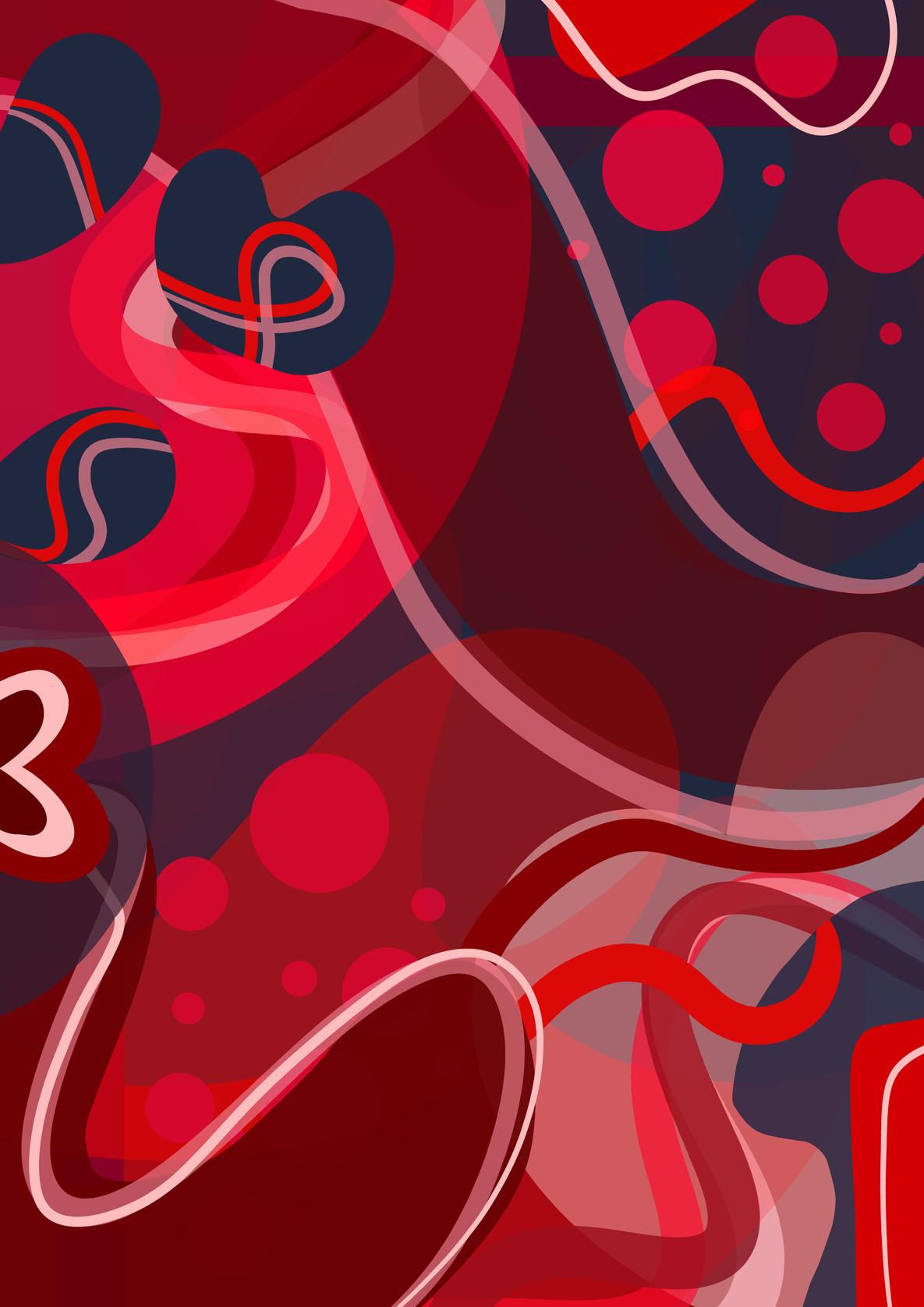 St Valentine - Buttons