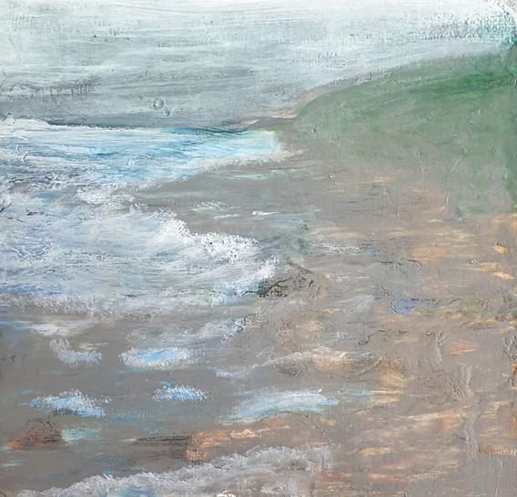 Troubled Seas on Porthcawl