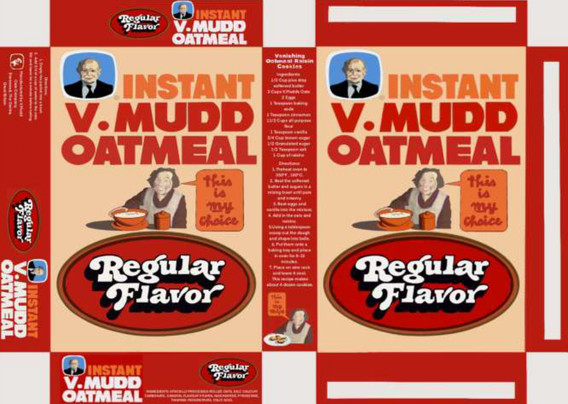Instant V. Mudd Oatmeal