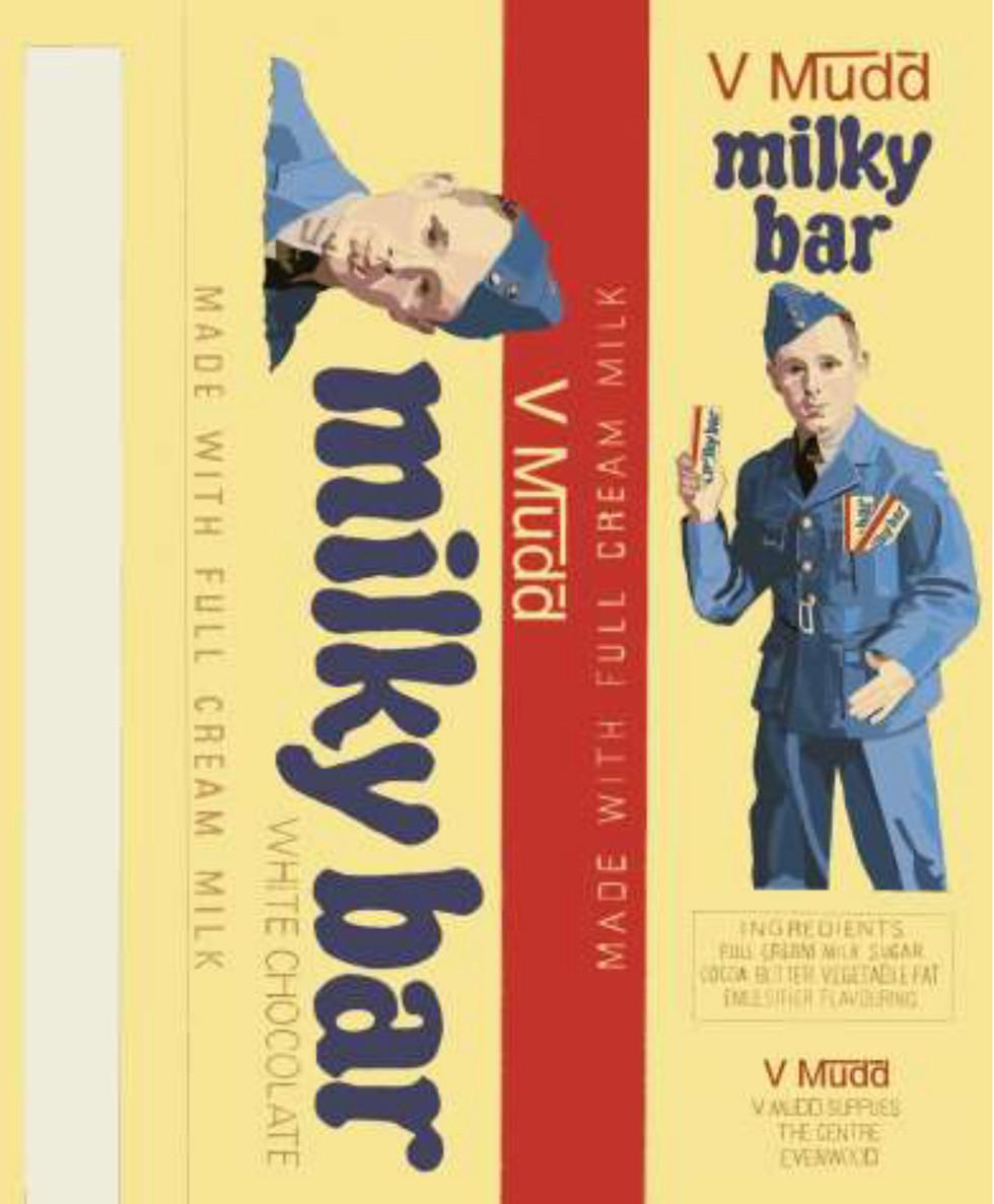 V. Mudd Milky Bar
