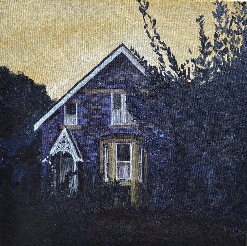 Untitled (The Purple House)