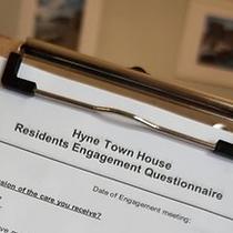 Resident's feedback