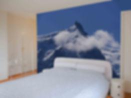décoration chambre, offre hôtellerie signature, photo sur mur, décoration luxe