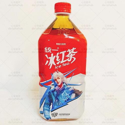 tongyi red tea 统一冰红茶1L