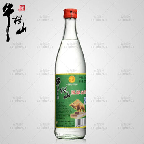 Niulanshan aged 42 degrees 500ml 牛栏山陈酿42度500ML
