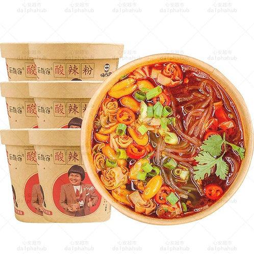 Hot and Sour Rice Noodles 嗨吃家酸辣粉143g