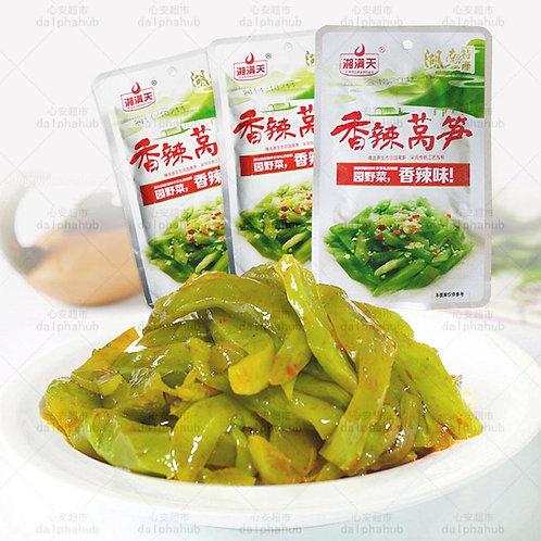 Spicy lettuce 湘满天香辣莴笋