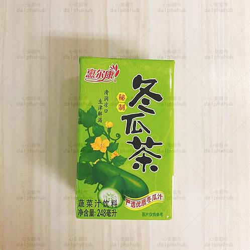 huierkang tea 惠尔康冬瓜茶248ml