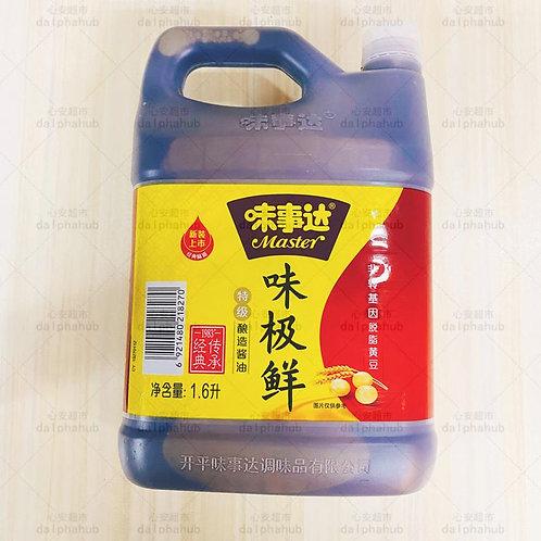 weishida soy sauce 味事达味极鲜1.6升