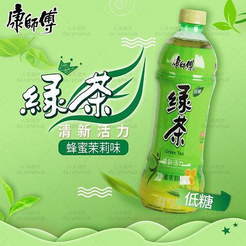 Jasmine Honey Green Tea 康师傅茉莉味蜂蜜绿茶500ml