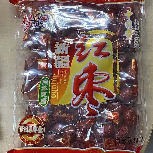 Jujube 500g 梦相思新疆红枣