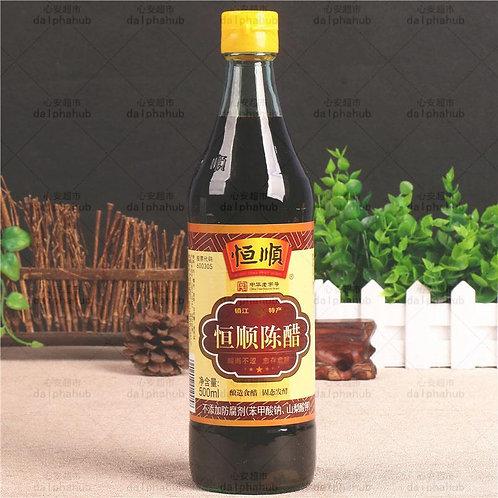 mature vinegar 恒顺陈醋500ml