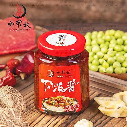 Xiaolongkan rice sauce 200g 小龙坎下饭酱200g