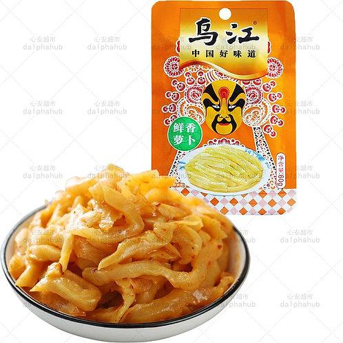 Crispy radish 150g 乌江鲜香萝卜150g