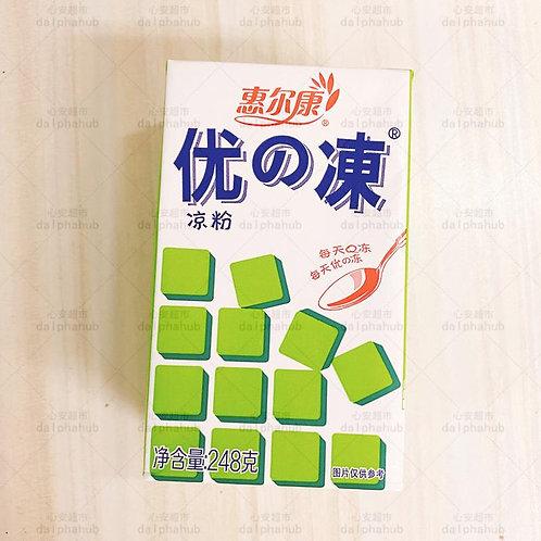 huierkang jelly 惠尔康优之冻凉粉248g