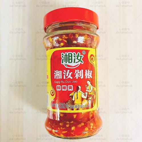 chili sauce 湘汝剁椒280g