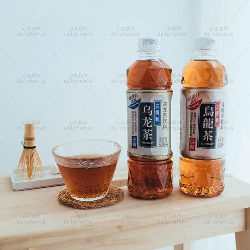 Santory oolong tea low sugar 500ml 三得利乌龙茶低糖