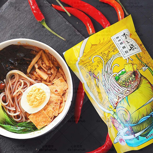 liziqi rice noodles 李子柒柳州螺蛳粉335g