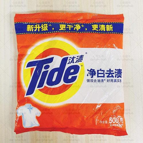 Tide detergent powder 汰渍洗衣粉508g