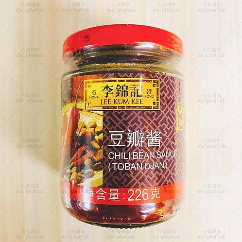 LEE KUM KEE chili bean sauce 李锦记豆瓣酱226g