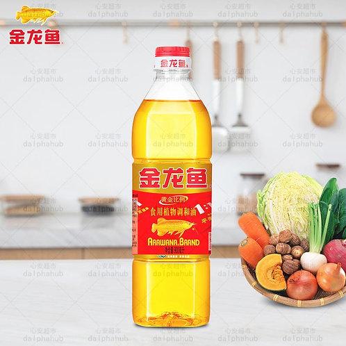 Blended oil 金龙鱼食用调和油900ml