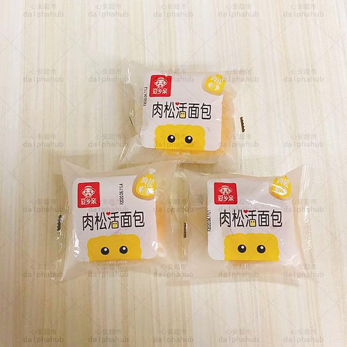 Aixiangqin Cake 爱乡亲肉松活面包