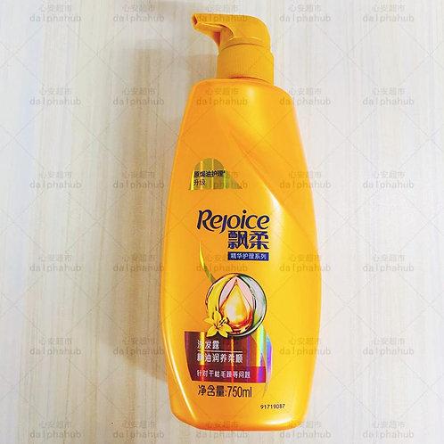 Rejoice shampoo 飘柔润养柔顺洗发露750ml