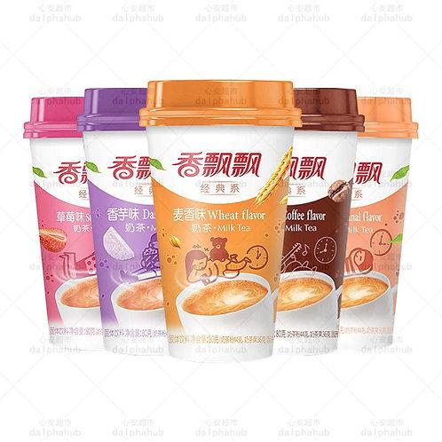 Multi flavor milk tea (Original/Dasheen/Strawberry/Wheat/Coffee) 80g