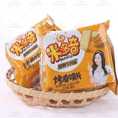 Steamed bread slice 米多奇烤香馍片50g