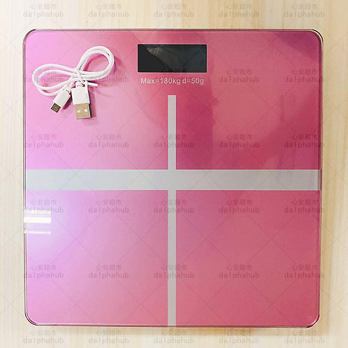 Digital Weighing Scale 体重秤(可充电)