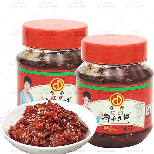 Bean sauce 丹丹红油豆瓣酱500g
