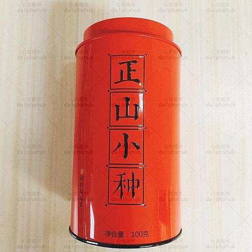 Zhengshanxiaozhong Tea 闲时茗茶正山小种100g