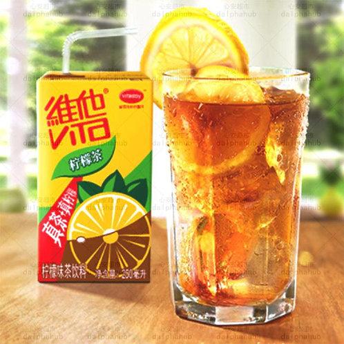 Lemon tea 维他柠檬茶纸盒250ml