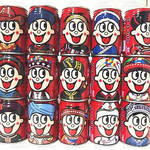 Wang Zhai Milk 旺仔牛奶56民族版245ml