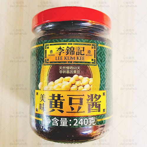 LEE KUM KEE soy paste 李锦记黄豆酱240g